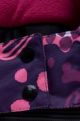 Оптом Горнолыжный костюм для ребенка фиолетового цвета 8928F, фото 12