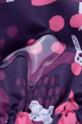 Оптом Горнолыжный костюм для ребенка фиолетового цвета 8928F в  Красноярске, фото 14