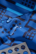 Оптом Комбинезон Valianly детский синего цвета 9025S в Екатеринбурге, фото 10