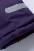 Оптом Горнолыжный костюм для ребенка фиолетового цвета 8928F, фото 20