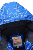 Оптом Комбинезон Valianly детский синего цвета 9023S, фото 4