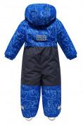 Оптом Комбинезон Valianly детский синего цвета 9023S, фото 3