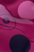 Оптом Горнолыжный костюм подростковый для девочки малинового цвета 8916M в Казани, фото 10