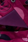 Оптом Горнолыжный костюм подростковый для девочки фиолетового цвета 8916F, фото 18