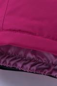 Оптом Горнолыжный костюм подростковый для девочки фиолетового цвета 8916F в Екатеринбурге, фото 25