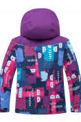 Оптом Горнолыжный костюм для ребенка розового цвета 8926R в Нижнем Новгороде, фото 3