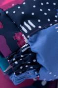 Оптом Горнолыжный костюм для ребенка розового цвета 8926R в Нижнем Новгороде, фото 10