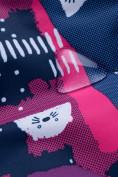 Оптом Горнолыжный костюм для ребенка фиолетового цвета 8926F в Екатеринбурге, фото 12