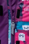 Оптом Горнолыжный костюм для ребенка розового цвета 8926R в Нижнем Новгороде, фото 14