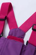 Оптом Горнолыжный костюм для ребенка розового цвета 8926R в Нижнем Новгороде, фото 7