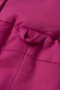 Оптом Горнолыжный костюм подростковый для девочки темно-фиолетового 8930TF в Перми, фото 15