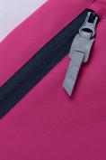 Оптом Горнолыжный костюм подростковый для девочки темно-фиолетового 8930TF в Перми, фото 19