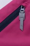 Оптом Горнолыжный костюм подростковый для девочки темно-фиолетового 8930TF в Перми, фото 21