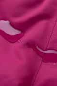 Оптом Горнолыжный костюм подростковый для девочки темно-фиолетового 8930TF в Перми, фото 22
