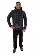 Интернет магазин MTFORCE.ru предлагает купить оптом костюм виндстопер мужской темно-серого цвета  01732TC по выгодной и доступной цене с доставкой по всей России и СНГ