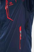 Оптом Горнолыжная куртка мужская темно-синего цвета 77014TS в Екатеринбурге, фото 15