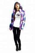 Интернет магазин MTFORCE.ru предлагает купить оптом куртку спортивную женская осень весна фиолетового цвета 17211F по выгодной и доступной цене с доставкой по всей России и СНГ